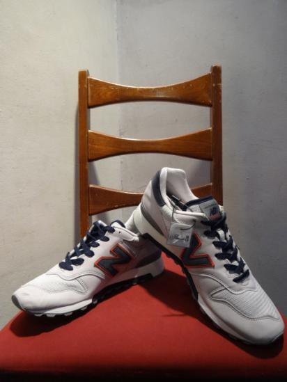 New Balance 1300 classic Made in U.S.A Gray