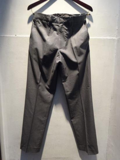 J.Crew BOWERY Pants<BR>Cotton Flannel Gray<BR>SALE! 12,800+Tax → 8,960+Tax