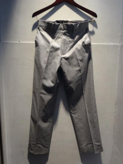 J.Crew BOWERY Pants<BR>Cotton Flannel Light Gray<BR>SALE! 12,800+Tax → 8,960+Tax