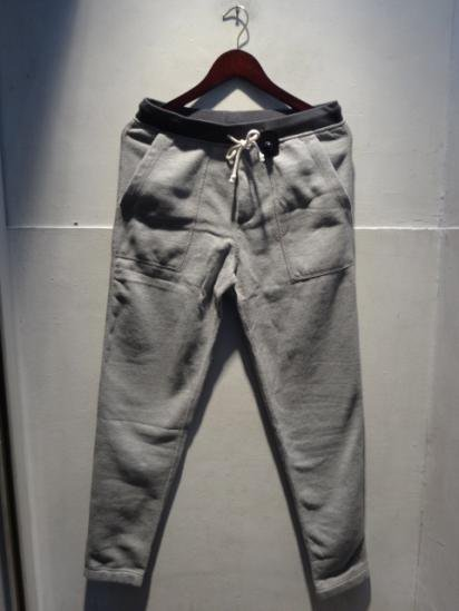 J.Crew Slim fit Sweat Pants Gray<BR>SALE! 7,800 + Tax → 5,460 + Tax