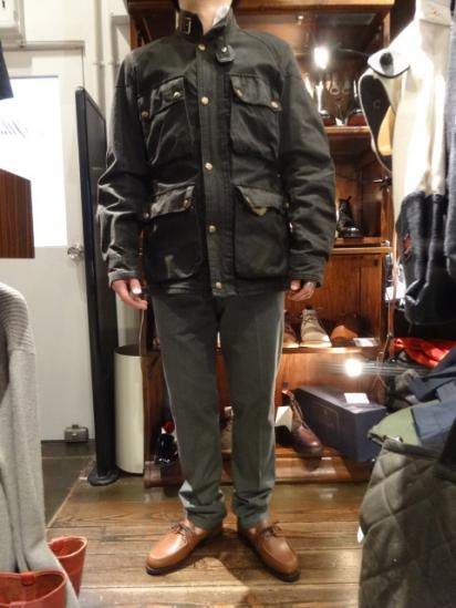 70〜80's Vintage Belstaff Road Master � Made in ENGLAND  Style sample