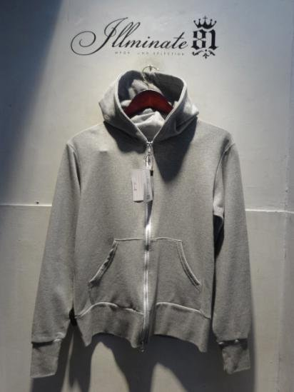 Made in Britain (Engaland/UK)<BR>Zip Up Sweat Hoody