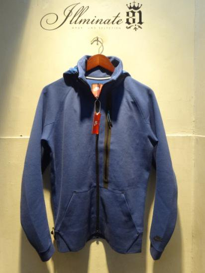 NIKE Tech Fleece Zip Up Blouson<BR>SALE! 7,800+Tax → 4,680+Tax