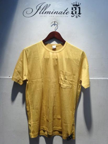 Gicipi Pocket-T MADE IN ITALY Yellow