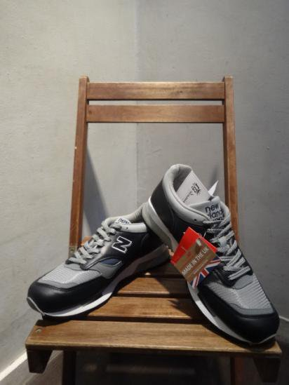 New Balance M1500 Made in England Chacoal