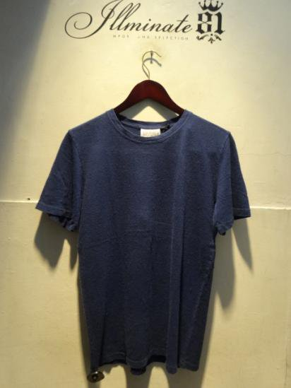 Jungmaven Baja 7oz S/S Tee Made in U.S.A Deep Indigo SALE ¥5,800→¥4,640