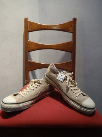 90's Dead Stock CONVERSE ALL STAR  MADE IN U.S.A