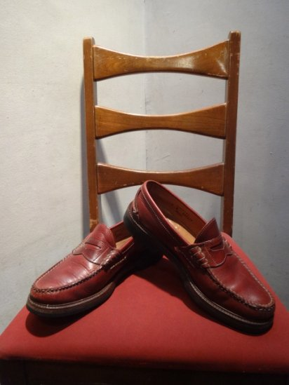 ALDEN Cape Cod Collection Beef Roll Loafer USED