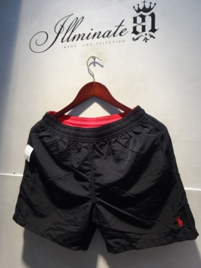 Ralph Lauren One Point Swim Shorts Black