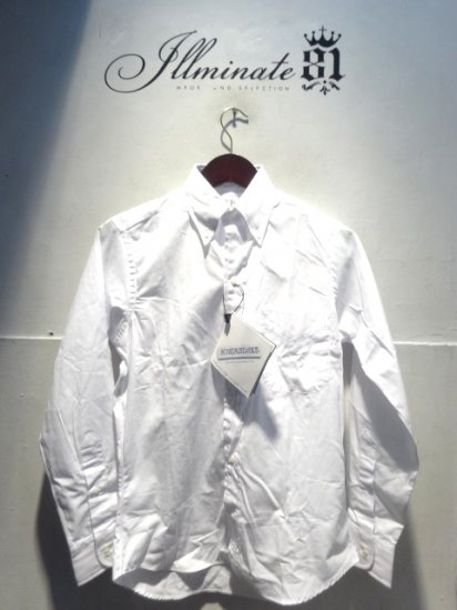 INDIVIDUALIZED SHIRTS ILLMINATE 別注