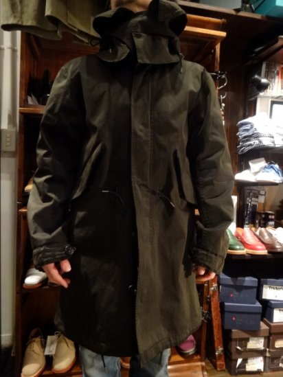 Ten c The Parka Made in Italy<BR>SALE! 165,000+Tax → 132,000+Tax