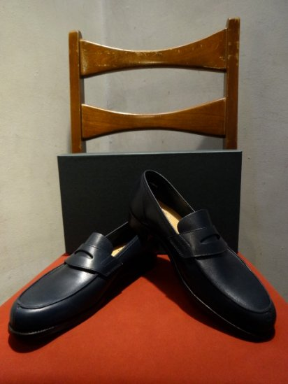 CROCKETT & JONES UNLINED LOAFER Made in England