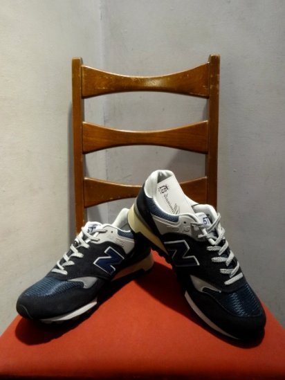 New Balance 577 MADE IN ENGLAND Navy