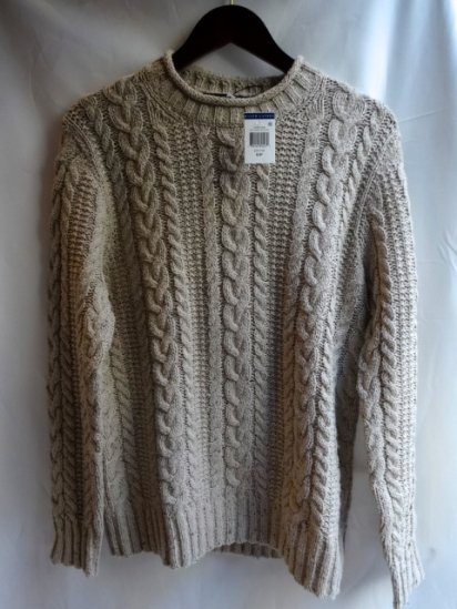 Ralph Lauren Cotton & Hemp RollNeck Knit