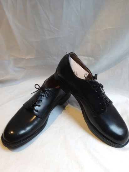 80's Vintage USN Officer Shoes Dead stock