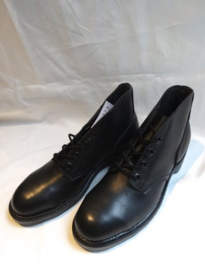 80's Vintage USN Chukka Shoes Dead stock