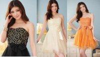 大きいサイズ 可愛い バービー風 3Dプリント ドレス ワンピース