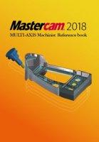 Mastercam 5軸マニュアル・参考書(〜2018に対応) 【オリジナルリファレンスブック】
