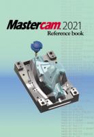 Mastercamマニュアル・参考書 2021用【オリジナルリファレンスブック】