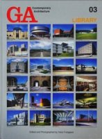 GA Contemporary Architecture 03 ライブラリー LIBRARY