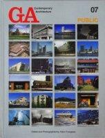 GA Contemporary Architecture 07 パブリック PUBLIC