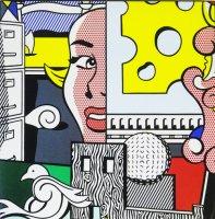 Roy Lichtenstein ロイ・リキテンスタイン