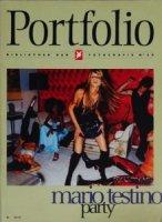 Portfolio Bibliothek Der Fotografie No.20 mario testino party マリオ・テスティーノ