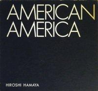 American America アメリカン・アメリカ 濱谷浩写真集