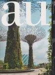 a+u 2012年6月号 シンガポール、ヴァーティカル・グリーン・シティ