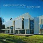 Richard Meier: Museum Frieder Burda リチャード・マイヤー