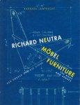 Richard Neutra: Mobel Furniture リチャード・ノイトラ