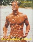 Abercrombie & Fitch Catalog: Spring Break 2000 Bruce Weber ブルース・ウェーバー