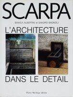 <img class='new_mark_img1' src='https://img.shop-pro.jp/img/new/icons50.gif' style='border:none;display:inline;margin:0px;padding:0px;width:auto;' />Carlo Scarpa: Architecture in Details カルロ・スカルパ