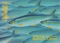 大野麥風展「大日本魚類画集」と博物画にみる魚たち