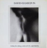 David Hamilton: Vingt-cinq ans d'un artiste デヴィッド・ハミルトン