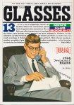 THE GLASSES 眼鏡 メガネをファッションとして見なおす本  MEN'S CLUB BOOKS13