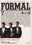 THE FORMAL フォーマル・ウエア 礼装のディテイル学 フォーマル・ウエア着こなし術のすべて MEN'S CLUB BOOKS7