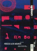 EL CROQUIS 152/153 HERZOG & de MEURON 2005-2010 ヘルツォーク&ド・ムーロン