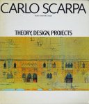 <img class='new_mark_img1' src='https://img.shop-pro.jp/img/new/icons50.gif' style='border:none;display:inline;margin:0px;padding:0px;width:auto;' />Carlo Scarpa: Theory, Design, Projects カルロ・スカルパ