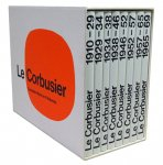 Le Corbusier Complete Works 8set ル・コルビュジエ全作品集 全8巻