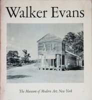 Walker Evans with an introduction by John Szarkowski ウォーカー・エヴァンス