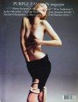 Purple Fashion Magazine Spring Summer 2008 Vo.3 isuue 9 別冊付録Purple Book付