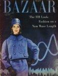 Harper's BAZAAR, Augast 1957 ハーパース・バザー 1957年8月号