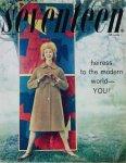 Seventeen, September 1958 セブンティーン 1958年9月号