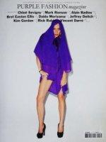 Purple Fashion Magazine Fall Winter 2010 / 2011 Vo.3 isuue 14 別冊付録Purple Book付