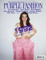 Purple Fashion Magazine Fall Winter 2012 / 2013 Vo.3 isuue 18 別冊付録Purple Book付