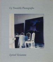 サイ・トゥオンブリーの写真 変奏のリリシズム