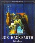 Joe Hackbarth. Maler und Musiker ジョー・ハックバース