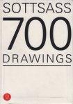 Sottsass: 700 Drawings エットレ・ソットサス