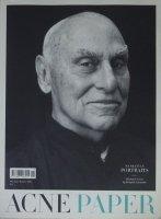 Acne Paper 14th issue Winter 12 Manhatan Portraits